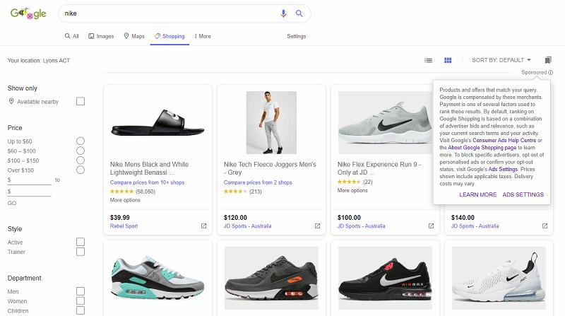 Google Shopping 5 benefícios para o seu e-commerce