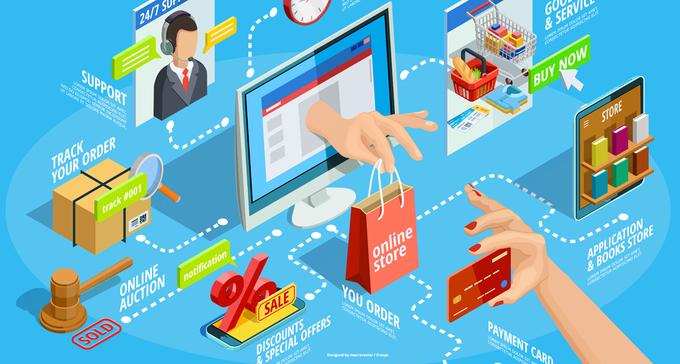 plataforma de e-commerce VTEX
